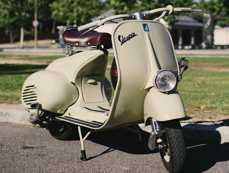 VESPA 125 N 1955