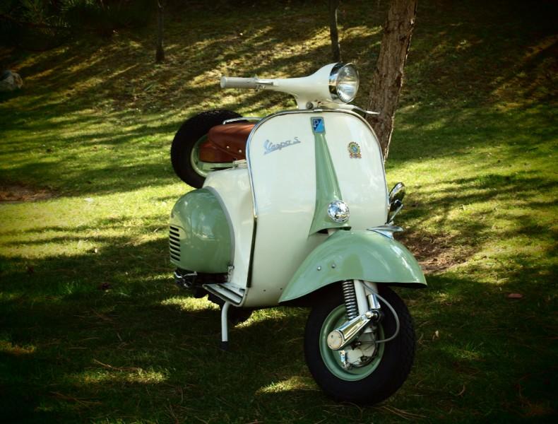 VESPA 125 S 1963