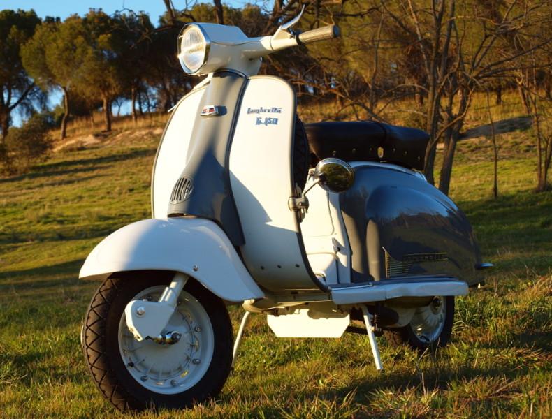 LAMBRETTA 150 Li 1963