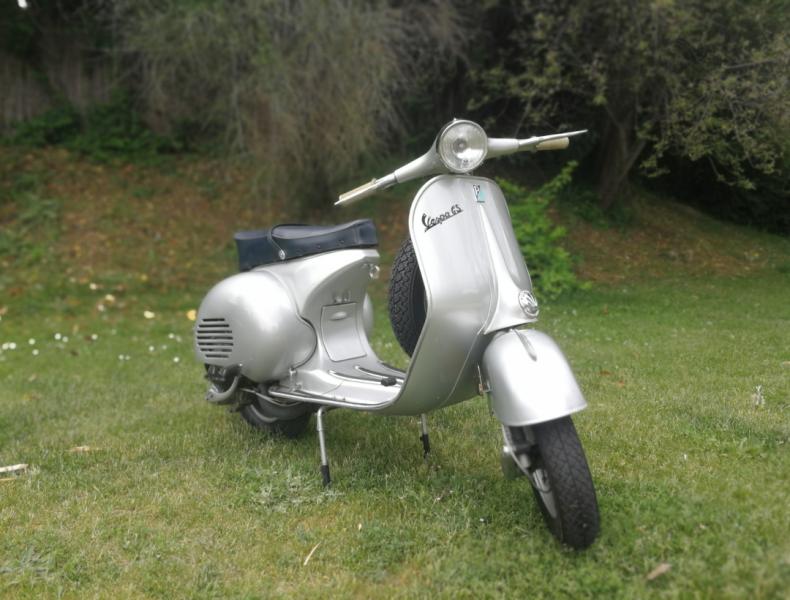 VESPA GS 150 VS5 1959