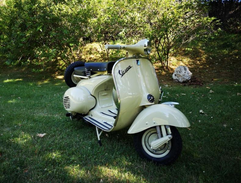 VESPA  125 N 1959