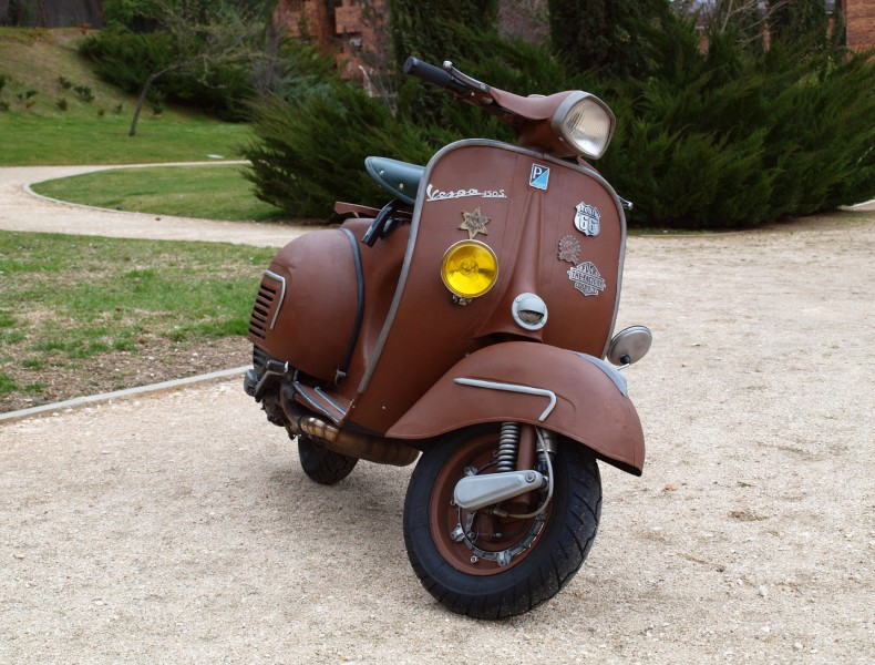 "VESPA 150 S ""RUSTY LOOK"" 1968"